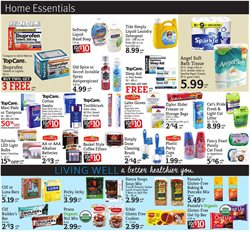 Toothbrush deals in the D&W Fresh Market weekly ad in New York