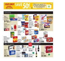 Budweiser deals in the D&W Fresh Market weekly ad in New York
