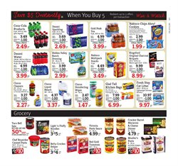 Bleach deals in the D&W Fresh Market weekly ad in New York