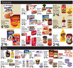 Yoplait deals in the D&W Fresh Market weekly ad in New York