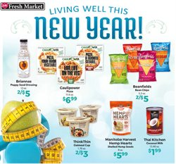 D&W Fresh Market catalogue ( Expires tomorrow )