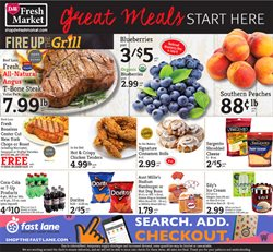 D&W Fresh Market catalogue ( Published today )