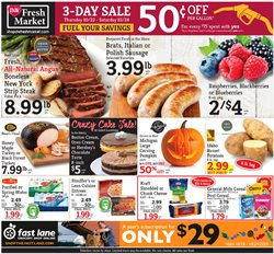 D&W Fresh Market catalogue ( 3 days left )