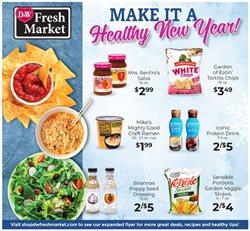 D&W Fresh Market catalogue ( More than a month )
