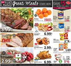D&W Fresh Market catalogue ( Expires tomorrow )