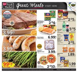 D&W Fresh Market catalogue in New York ( Expired )