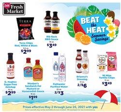 D&W Fresh Market deals in the D&W Fresh Market catalog ( 3 days left)