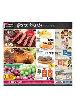 Grocery & Drug deals in the D&W Fresh Market catalog ( 2 days left)