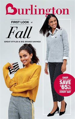 Clothing & Apparel deals in the Burlington Coat Factory weekly ad in Bay City MI