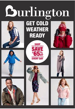 Clothing & Apparel deals in the Burlington Coat Factory weekly ad in Springfield MO