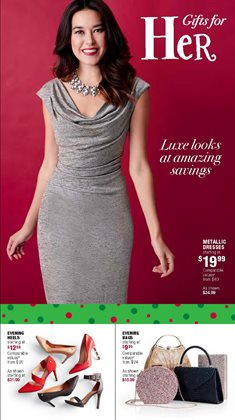 Dress deals in the Burlington Coat Factory weekly ad in Kansas City MO