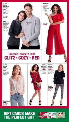 Dress deals in the Burlington Coat Factory weekly ad in Duluth GA