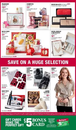 Accessories deals in the Burlington Coat Factory weekly ad in Los Angeles CA