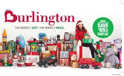 Christmas deals in the Burlington Coat Factory weekly ad in New York