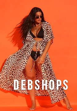 Clothing & Apparel deals in the Deb Shops weekly ad in Johnstown PA