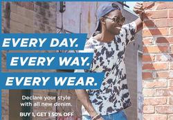 Rue21 deals in the San Antonio TX weekly ad