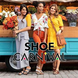Shoe Carnival deals in the Houston TX weekly ad
