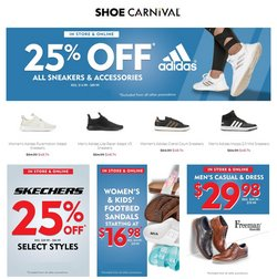 Clothing & Apparel offers in the Shoe Carnival catalogue in Chicago IL ( 2 days ago )