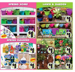 Decoration deals in the Dollar Tree weekly ad in Kent WA