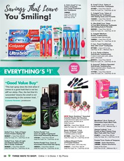 Colgate deals in the Dollar Tree weekly ad in Concord CA
