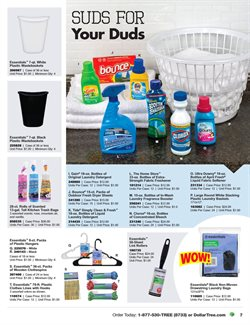 Clorox deals in the Dollar Tree weekly ad in New York