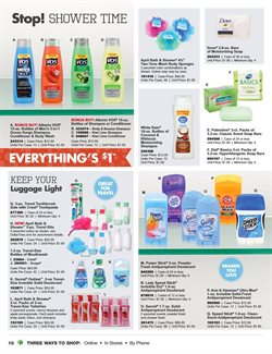 Crest deals in the Dollar Tree weekly ad in Yorba Linda CA