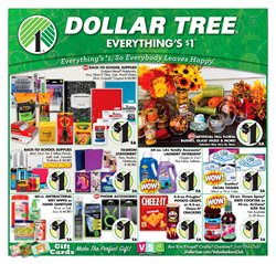 Dollar Tree deals in the Rapid City SD weekly ad
