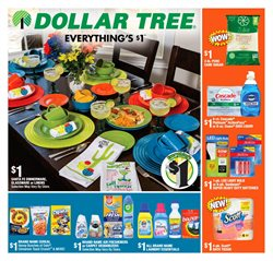 Dollar Tree deals in the Chicago Heights IL weekly ad