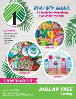 Discount Stores deals in the Dollar Tree weekly ad in Dallas TX