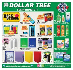 Discount Stores deals in the Dollar Tree weekly ad in Greenville SC