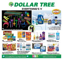 Dollar Tree deals in the Las Vegas NV weekly ad