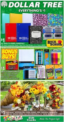 Dollar Tree catalogue in Dallas TX ( 11 days left )