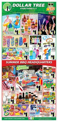 Dollar Tree deals in the Houston TX weekly ad