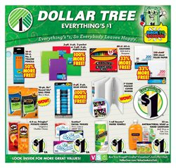 Sales deals in the Dollar Tree weekly ad in New York