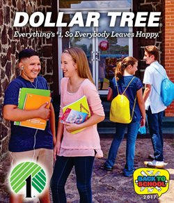 Dollar Tree deals in the New York weekly ad