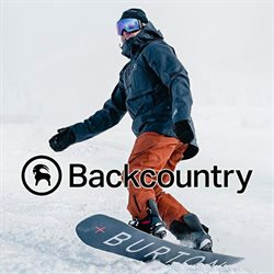 Backcountry catalogue ( More than a month )