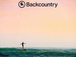 Sports deals in the Backcountry catalog ( Expires today)