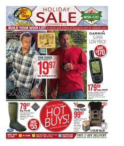 Sports deals in the Cabela's weekly ad in Grand Junction CO