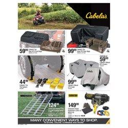 Tires deals in Cabela's
