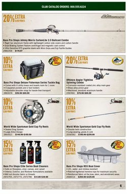 Sports deals in the Cabela's catalog ( 30 days left)