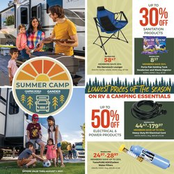 Camping World deals in the Camping World catalog ( 5 days left)