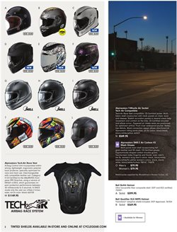 Bikes deals in the Cycle Gear weekly ad in New York