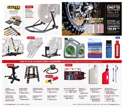 Bikes deals in the Cycle Gear weekly ad in Vacaville CA