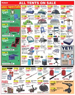 Fishing deals in the Dunham's Sports weekly ad in Lebanon PA