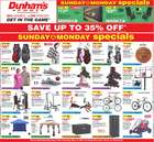 Sports offers in the Dunham's Sports catalogue in Milwaukee WI ( Expires today )