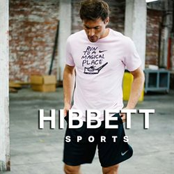 Sports deals in the Hibbett Sports weekly ad in Baytown TX