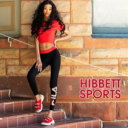 Sports offers in the Hibbett Sports catalogue in Midland TX ( More than a month )
