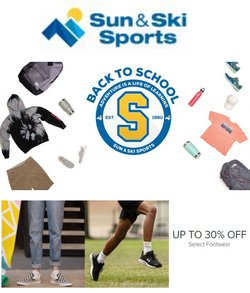 Sports deals in the Sun & Ski catalog ( Published today)