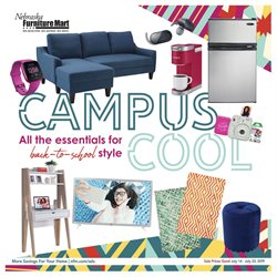 Nebraska Furniture Mart deals in the Kansas City MO weekly ad