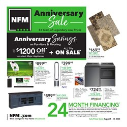 Nebraska Furniture Mart catalogue ( 3 days ago )